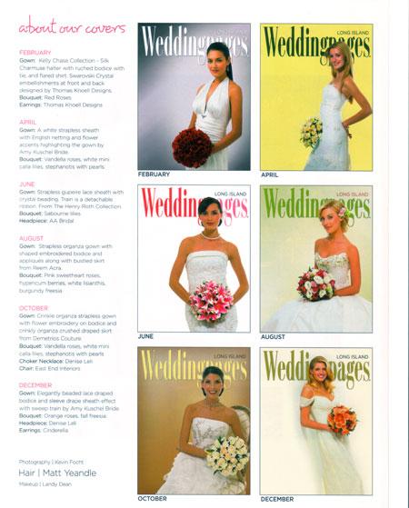 Matt S Published Bridal Work