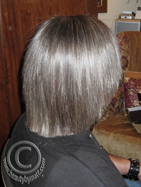 Japanese Hair Straightening Thermal Reconditioning By Matt