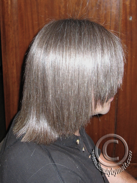 Japanese Hair Straightening Method Japanese Hair