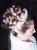 Bridal Hair by Beauty by Matt